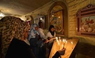 Les Coptes orthodoxes d'Egypte célèbrent lundi leur premier Noël sous un pouvoir issu des Frères musulmans, dans un climat d'inquiétude face à la montée en puissance de l'islam politique, en dépit des assurances des autorités.