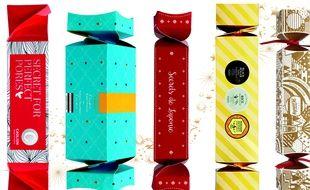 Les crackers Caolion, Polaar , L'Occitane,  Skin Food  et Merci Handy chez Sephora.