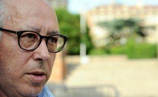 Albert Chennouf-Meyer, le père d'une des victimes de Mohamed Merah, le 5 juin 2015 à Toulouse