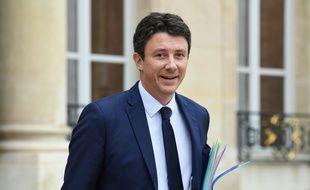 Benjamin Griveaux, le 6 juin 2018, à Paris.