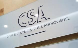 Le Conseil Supérieur de l'Audiovisuel (CSA).