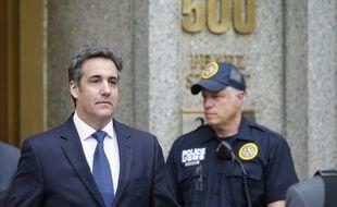 L'ex-avocat de Donald Trump Michael Cohen, le 30 mai 2018 à New York.