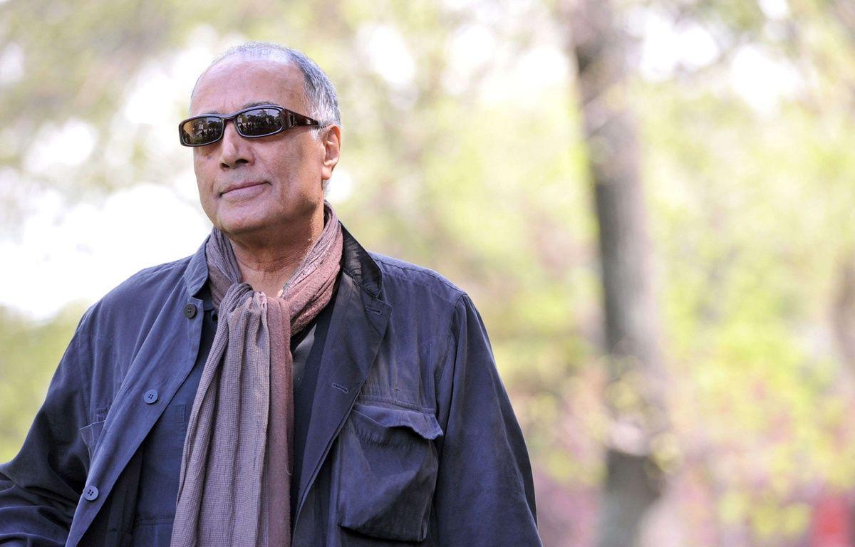 Abbas Kiarostami, ici en avril 2013, est décédé à l'âge de 76 ans. – Camilla Morandi / Rex F/REX/SIPA