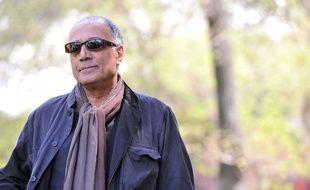Abbas Kiarostami, ici en avril 2013, est décédé à l'âge de 76 ans.