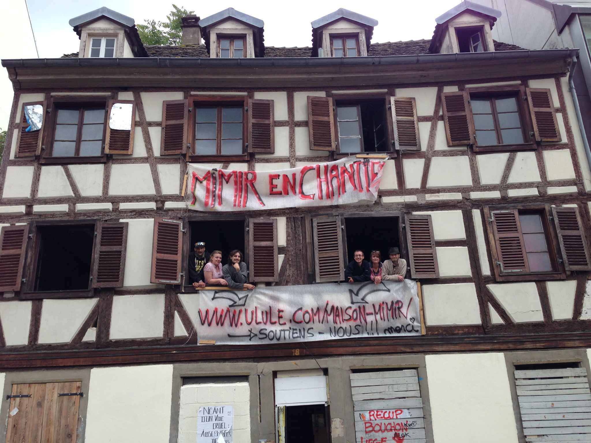 Strasbourg la maison mimir a besoin d 39 argent pour for Association travaux maison