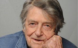 Jean Pierre Mocky Enregistrement des Grands du Rire le 7 mai 2015 à Paris.