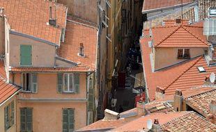 Rue du Vieux Nice