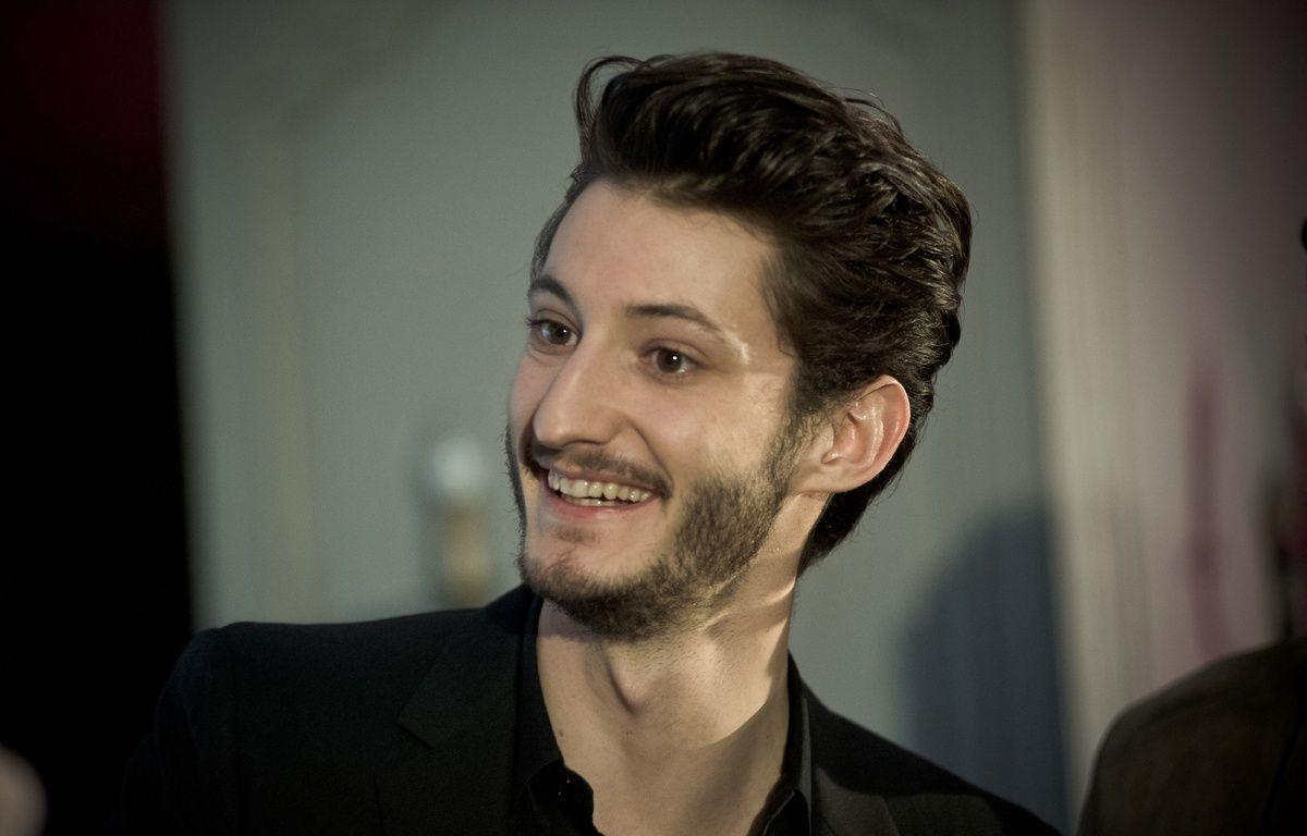 Pierre Niney est beau et a le sens de l'humour. La vie est injuste.  – NICOLAS MESSYASZ/SIPA