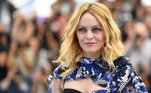 Vanessa Paradis, ici à Cannes en 2018, présidera le jury du Festival de Deauville 2020.