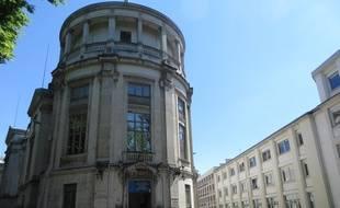 Lyon, le 17 Juin 2015 Fermé au public depuis 2007, le Musée Guimet dont une partie des collections a été transférée au Musée des Confluences, va devenir un atelier de création de danse qu profit de la Maison de la danse de Lyon.