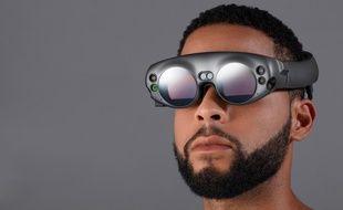 Le casque de réalité augmentée Magic Leap One sera lancé en 2018 auprès des développeurs.