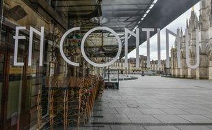 A Bordeaux, comme ailleurs en Nouvelle-Aquitaine, petits et grands restaurants sont fermés depuis le confinement.