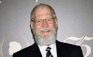 David Letterman sort de sa retraite