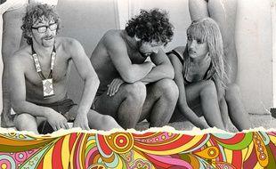 Bien avant David Guetta, de nombreux hippies peuplaient Ibiza