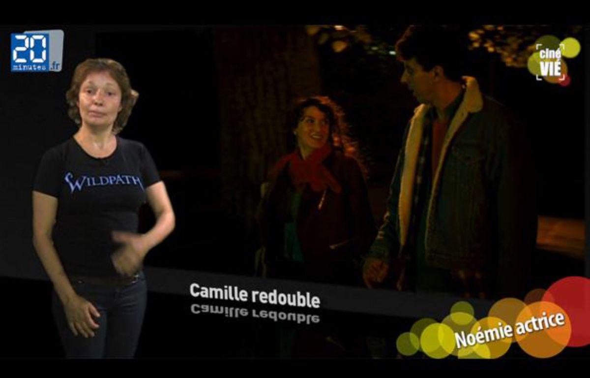 Caroline Vié décrypte «Camille redouble» de Noémie Lvovsky. – 20 Minutes