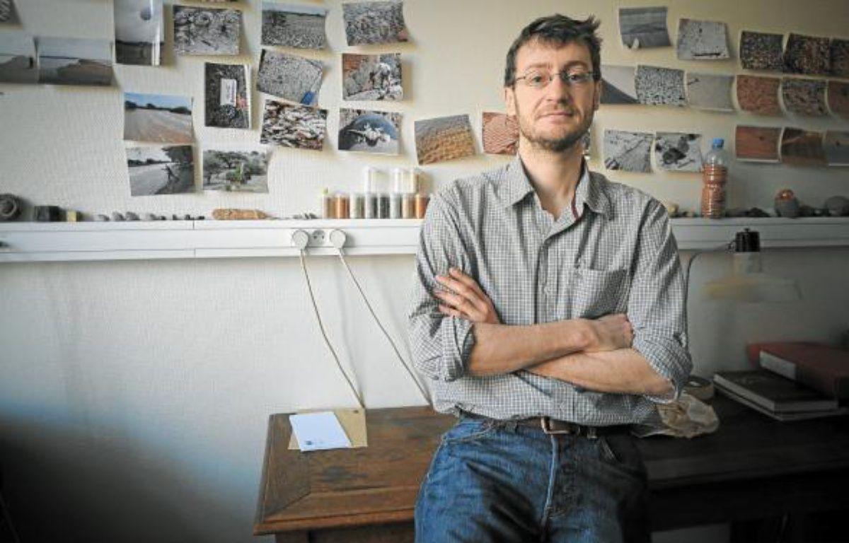 Le géologue Mathieu Schuster va repartir à Abu Dhabi pour de nouvelles recherches. –  G. Varela / 20 Minutes