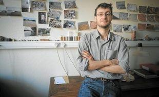 Le géologue Mathieu Schuster va repartir à Abu Dhabi pour de nouvelles recherches.