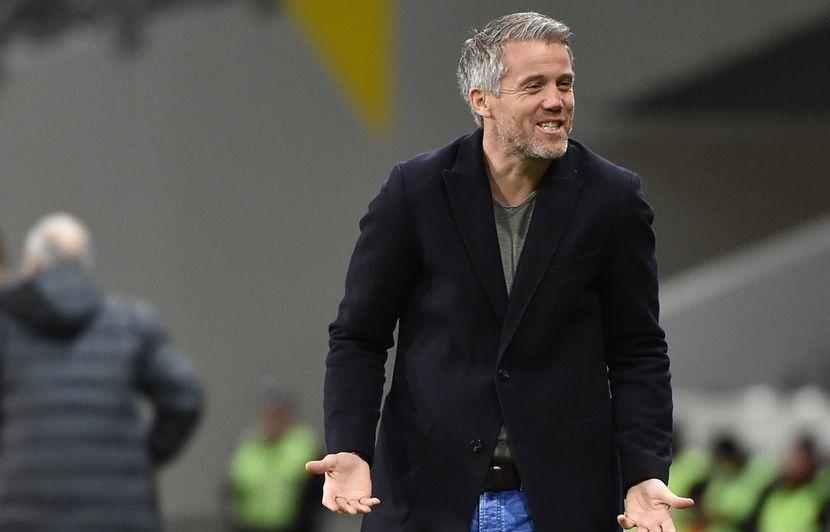 Ligue 2: Mickaël Landreau n'est plus l'entraîneur de Lorient