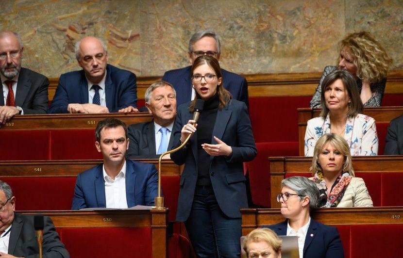 LREM: «Il n'y aura pas de primaire à Paris» pour les municipales annonce Aurore Bergé