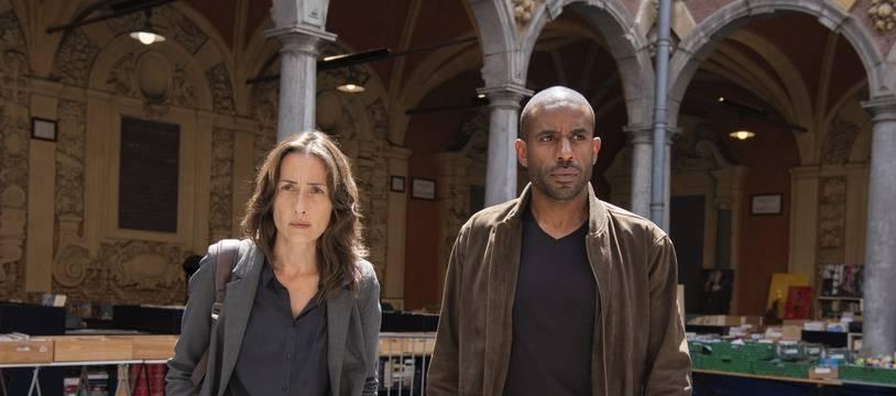 Annelise Hesme et Loup-Denis Elion sont les deux acteurs principaux du téléfilm de France 3, «Meurtres à Lille»
