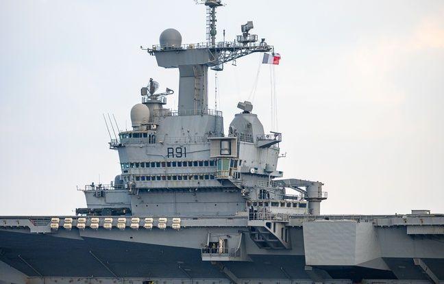 Non, il n'y a pas de «mosquée» sur le porte-avions «Charles-de-Gaulle»