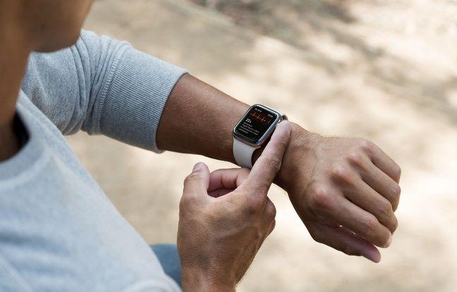 La mesure de l'ECG sur L'Apple Watch Series 4 prend exactement 30 secondes.