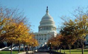 Le congrès américain à Washington en 2004.