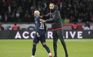 Tuchel s'est voulu rasurant sur le cas Neymar