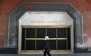 Les Galeries Lafayette à Paris ne rouvriront pas avant le 10 juillet.