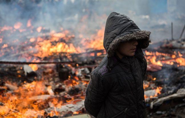 Environ 500 mineurs non accompagnés sont présents dans les sept camps où l'Unicef a enquêté.