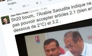 Le député belge Jean-Marc Nollet a live-tweeté une nuit de débats.