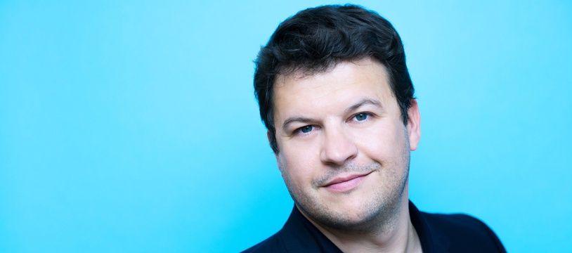 L'écrivain français Guillaume Musso.