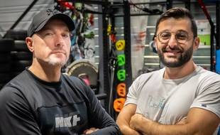 Pascal Soetens et JM Nichanian, grands frères de YouTube