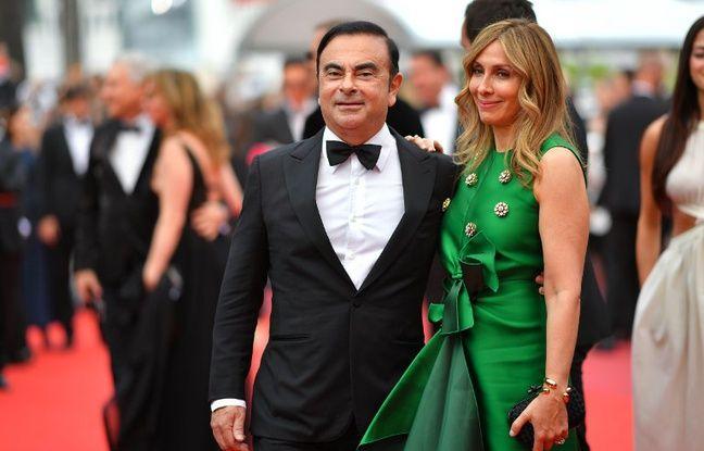 Affaire Carlos Ghosn: Sa femme appelle Emmanuel Macron à l'aide dans une interview à Paris Match