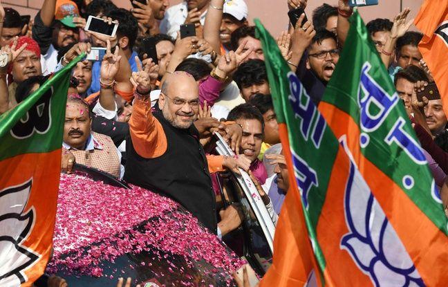 Inde: Les nationalistes hindous de Narendra Modi vers une victoire écrasante