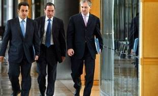 L'ancien conseiller du président Sarkozy François Pérol doit s'expliquer mercredi devant les députés sur les conditions de sa nomination contestée à la tête du groupe Caisse d'Epargne/Banque Populaire mais aussi sur sa stratégie pour mener à bien cette fusion.