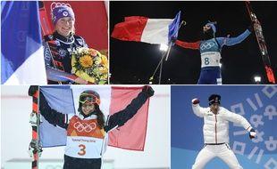 La grande famille du ski français