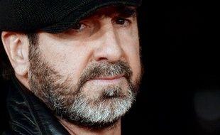 Eric Cantona au Festival du film de Rome, le 19 octobre 2015.