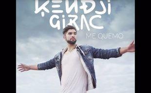 Kendji Girac présente Me Quemo, le single de son 2e album