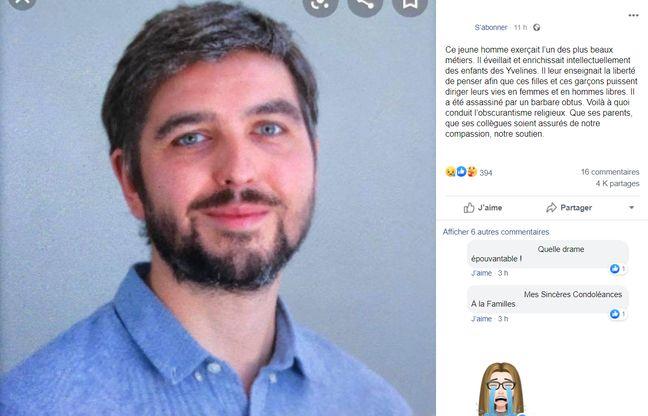 La photo d'un journaliste de « 20 Minutes » est utilisée à tort
