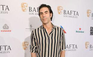 L'acteur et réalisateur Sacha Baron Cohen