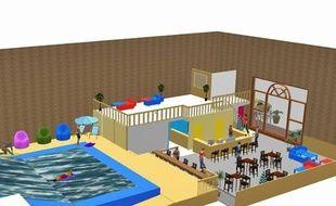 Image du projet de wave surf café
