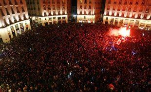 Jusqu'à 9.000 personnes ont participé le 12 mai à l'apéro géant à Nantes.
