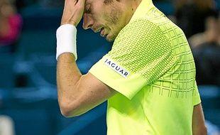 Nicolas Mahut a de quoi être déçu.