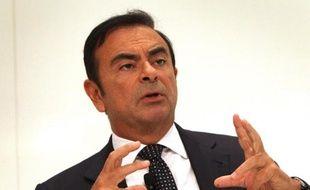 Carlos Ghosn, le 11 septembre 2013 à Francfort