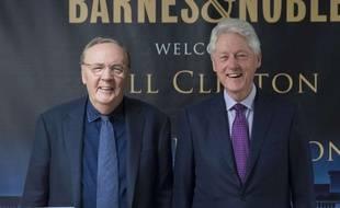 En 2018 sortait le premier livre de Bill Clinton et James Patterson