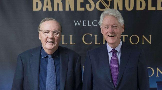 Bill Clinton et James Patterson sortiront un nouveau roman policier en 2021