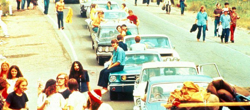 Le Festival de Woodstock, qui a eu lieu en août 1969 à... 70 km de Woodstock, a attiré dix fois plus de monde que prévu. Résultat : des embouteillages.