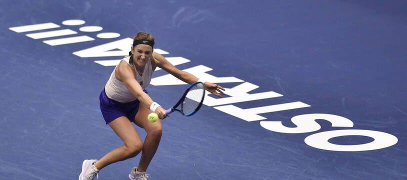 Victoria Azarenka devra jouer l'Open d'Australie sans aucun entraînement derrière elle.