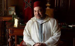 Mohammed VI à Rabat le 19 juin 2015.